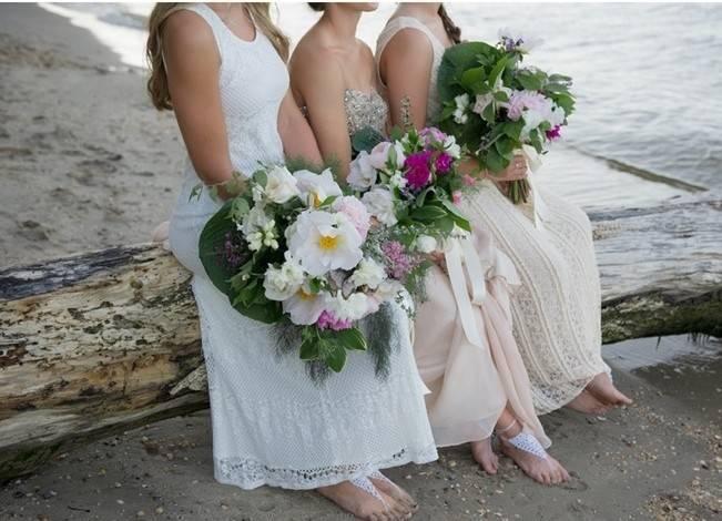 Cliffside Garden Styled Wedding {Joy Michelle Photography} 20