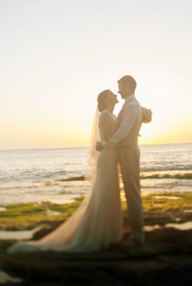 Pastel Oahu Destination Wedding {Rachel Robertson Photography} 23