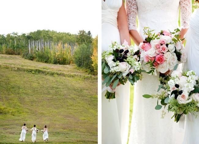 Rustic Beaver Creek Wedding at Beano's Cabin {Brinton Studios} 19
