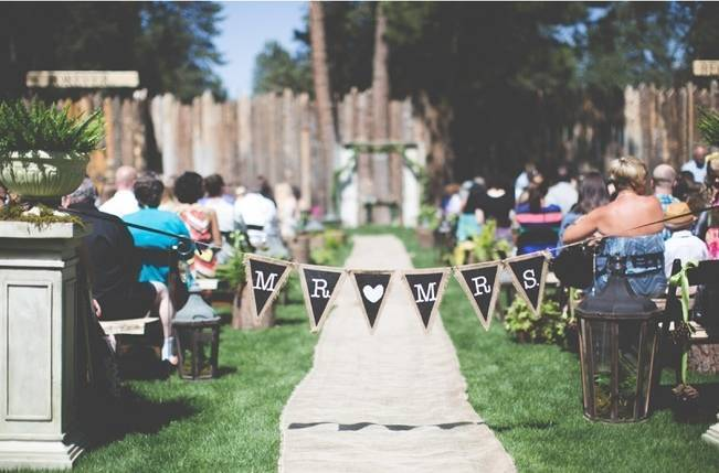 Rustic Sequoia National Park Wedding at {Carly Short Photography} 10