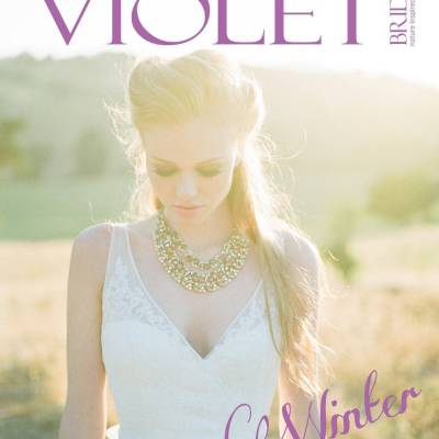 Issue 3 of Sweet Violet Bride is Now Available!