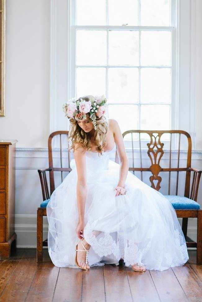 Charming Southern Wedding at Litchfield Plantation {Pasha Belman Photography} 4