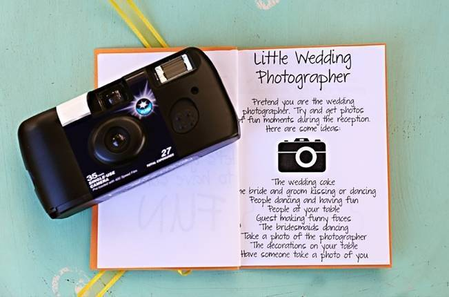Fun Bright Wedding + Ideas for the Little Ones {Heather Rice Photography} 8
