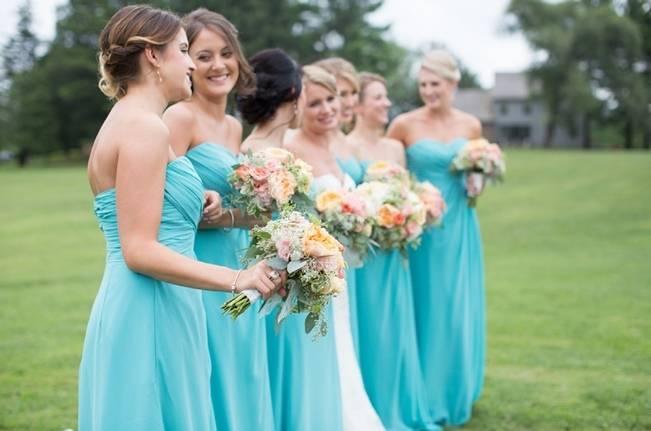 Sweet Vineyard Wedding in Virginia {Gayle Driver Photography} 1