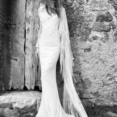 YolanCris New Boho Chic 2015 Bridal Collection