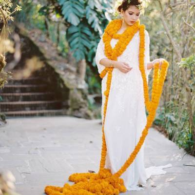 Bohemian Nepali Wedding Inspiration