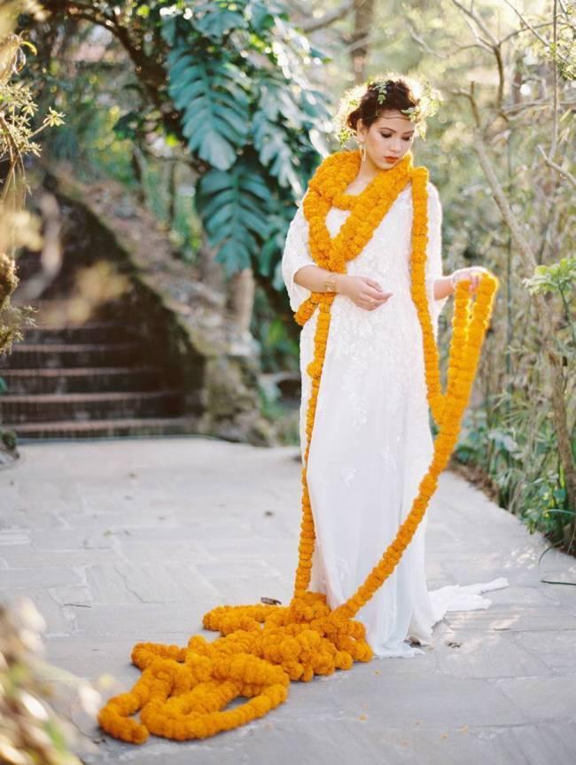 Boho Nepali Wedding Inspiration 9