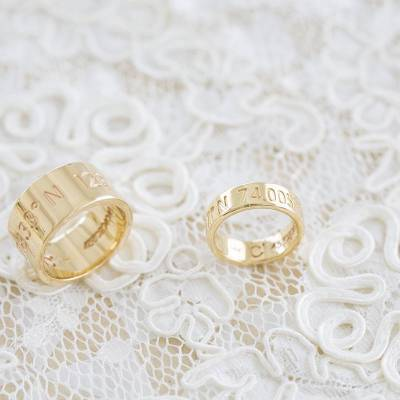 The Coordinates Collection Bridal Guide + Sitewide Sale