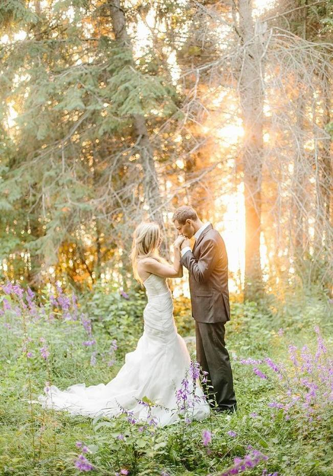 Fairytale Wedding Inspiration & Ideas 17