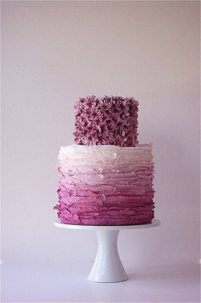 Prettiest Purple Cakes 9 - Maggie Austin