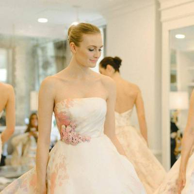 Bridal Runway Trend Report 2015