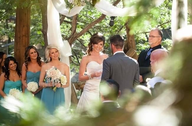 Rustic Woodland Mountain Wedding {Gilmore Studios} 11