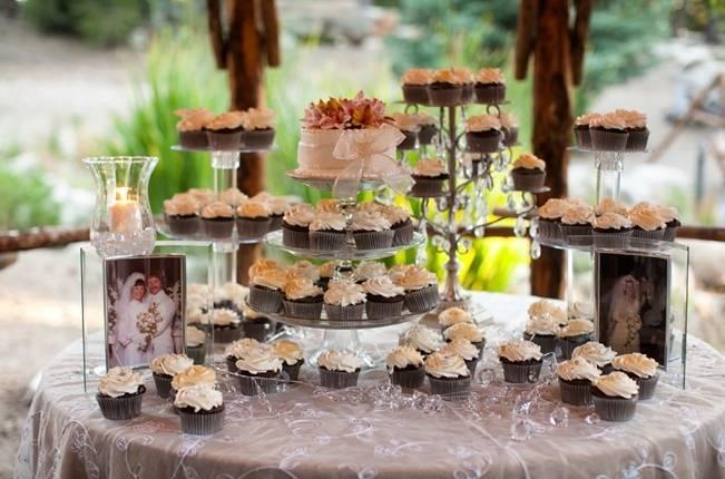 Rustic Woodland Mountain Wedding {Gilmore Studios} 24