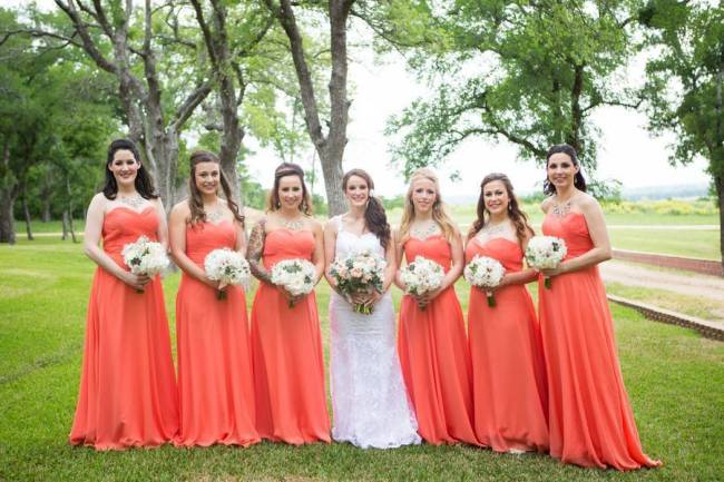 Elegant + Rustic Texas Wedding {Shelly Taylor Photography} 18