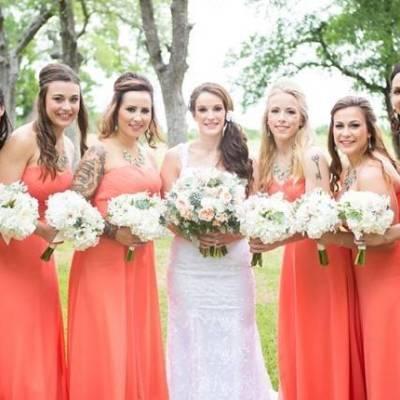 Elegant + Rustic Texas Wedding {Shelly Taylor Photography}