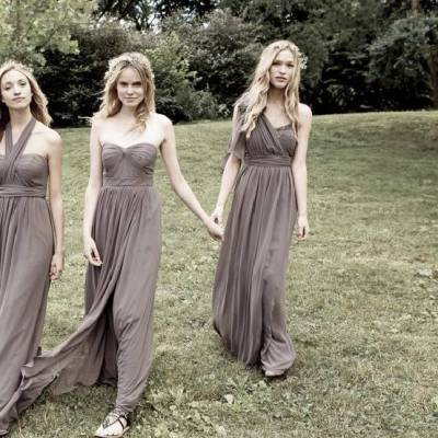 Convertible Bridesmaid Dresses