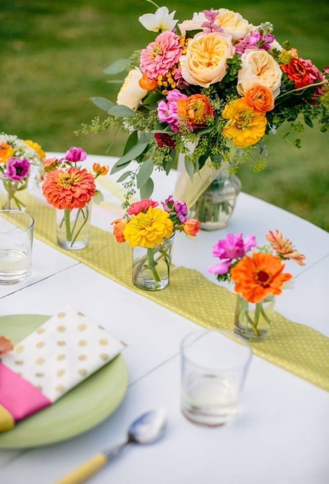 Wildflower Bridal Inspiration at Stray Cat Flower Farm {The Light + Color} 11