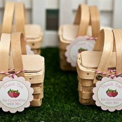 Picnic Bridal Shower Party Inspiration + Ideas