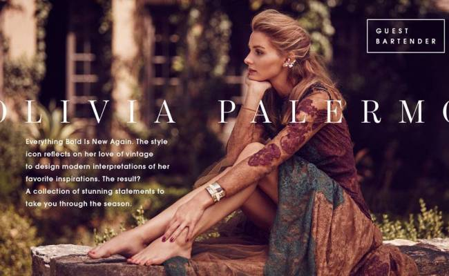BaubleBar x Olivia Palermo Collection You Don't Want to Miss