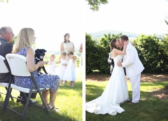 Country Chic Virginia Wedding {Amanda Blake Photography} 17