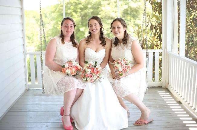 Country Chic Virginia Wedding {Amanda Blake Photography} 6