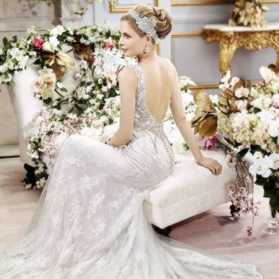 Spotlight: Q & A with the design duo of Val Stefani Bridal