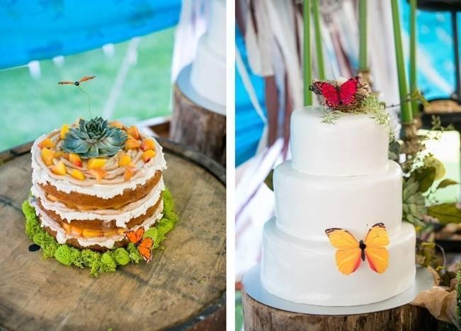 DIY Barefoot Summer Wedding {M and E Photo Studio} 21