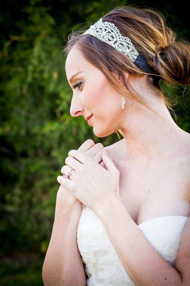 Natural Autumn Bridal Look {C.W. Photography} 6