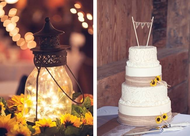 Rustic Pennsylvania Sunflower Wedding at Friedman Farms 23