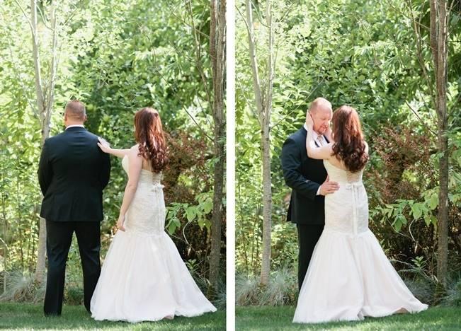 Beautiful Outdoor Oregon Wedding Reception at Ron's Pond {Kel Ward Photography} 5