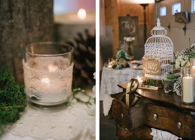 Deer Themed Woodland Wedding {Allie Siarto Photography} 17