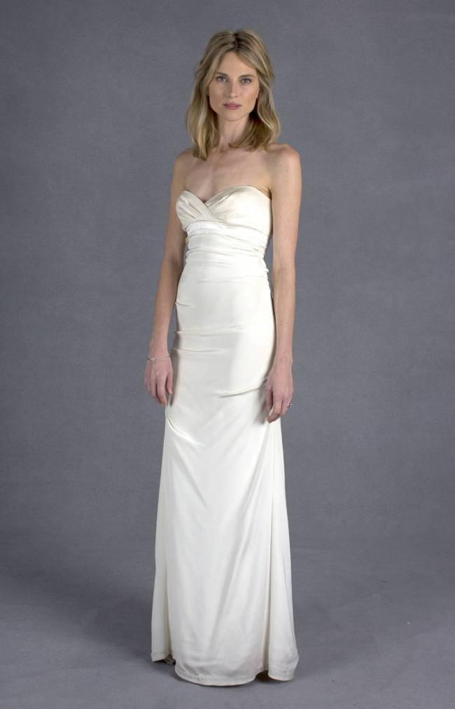 Camilla Bridal Gown - Nicole Miller $795