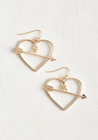 Lovestruck and Lovin' It Earrings