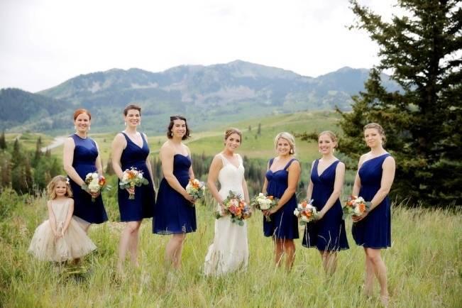 Mountain Chic Destination Wedding at Deer Valley, Utah 10