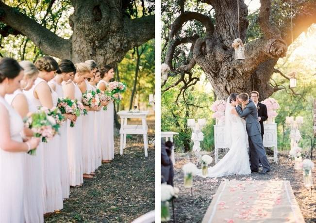 Rustic Chic Texas Barn Wedding - Stephanie Hunter Photography 12