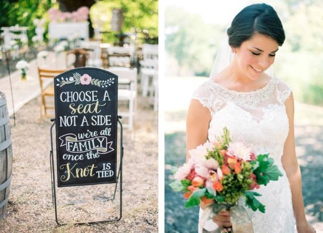 Rustic Chic Texas Barn Wedding - Stephanie Hunter Photography 8