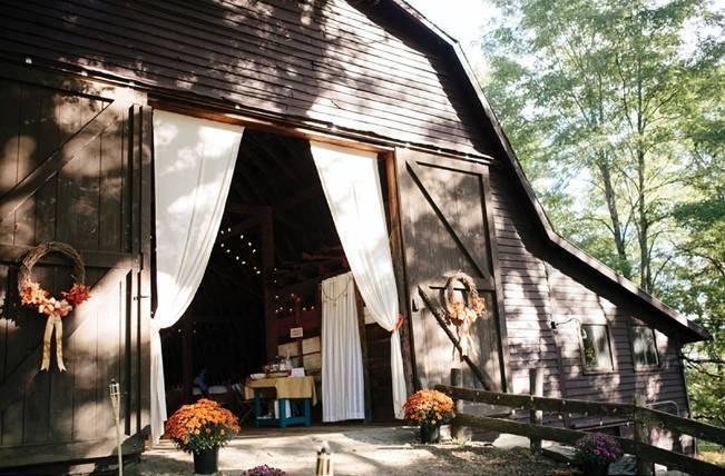 Folksy Supermoon Farm Wedding in Vermont 28