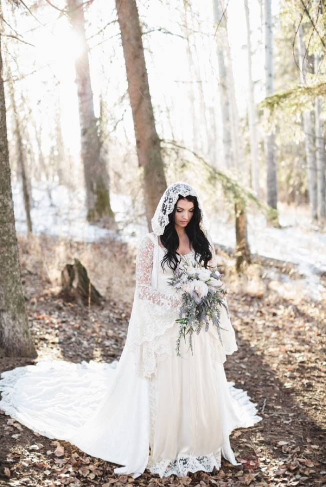 Snow White & The Huntsman Styled Wedding Shoot 1