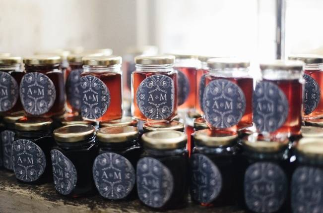 Anna Campbell's Intimate Rustic Wedding 28