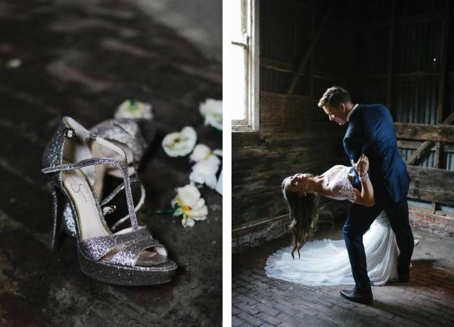 Anna Campbell's Intimate Rustic Wedding 32