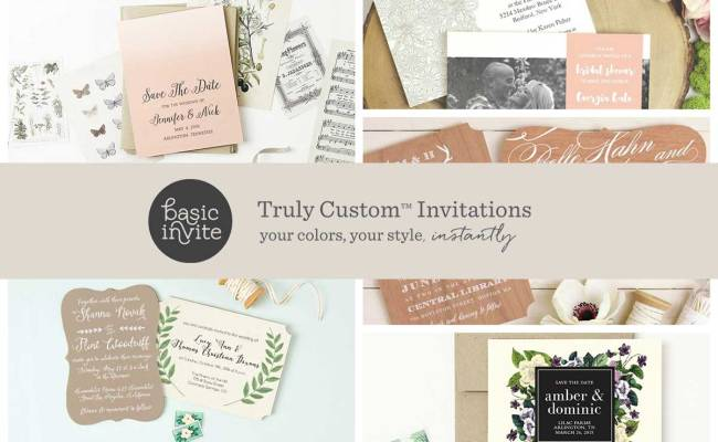 5 Bohemian Wedding Invitations You'll Absolutely Love