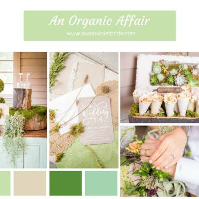 A Green and Organic Affair