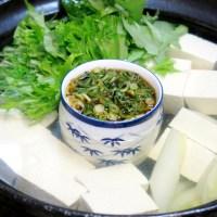 身体に優しい「湯豆腐」が旨い! シメは「たまご雑炊」がおすすめ!