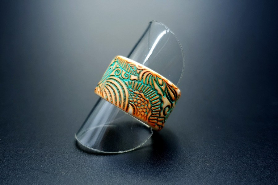 Ancient Incas Ring 04