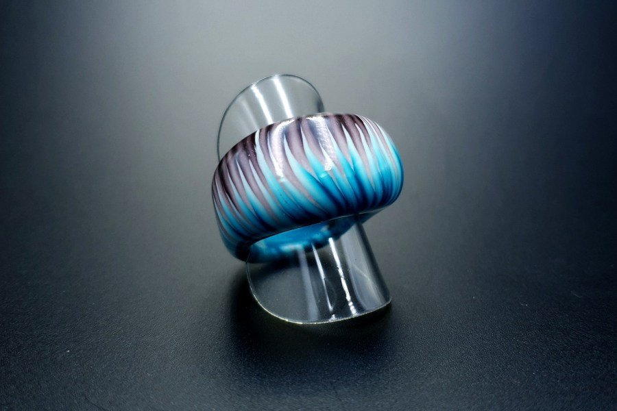 Blue Flame Ring 02