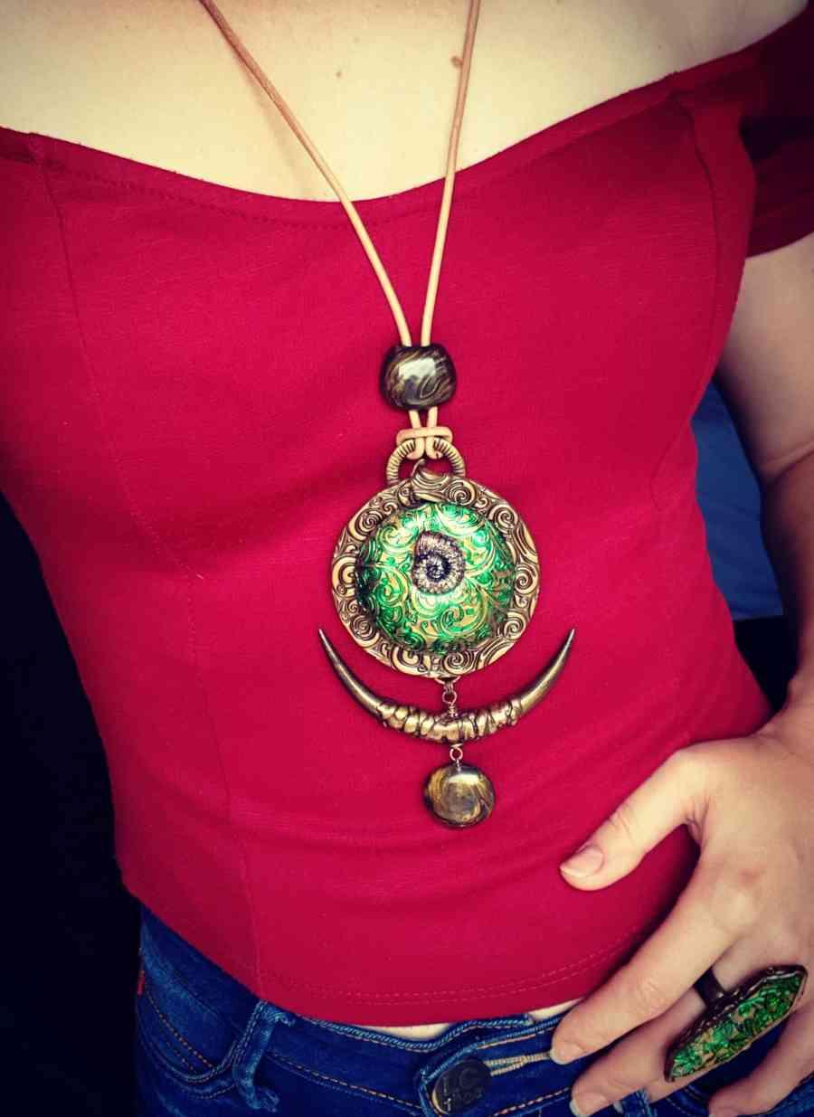 East Ethnics Jewelry Set 08
