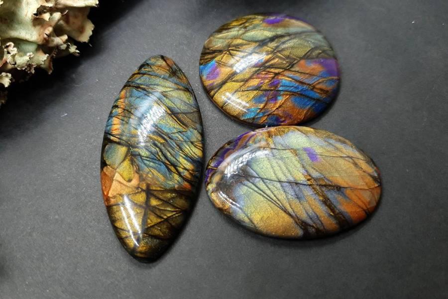 Faux Labradorite Set 20 p06