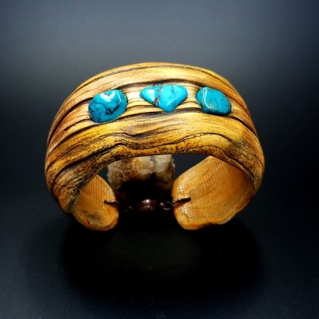 Drift Wood Bracelet Cuff