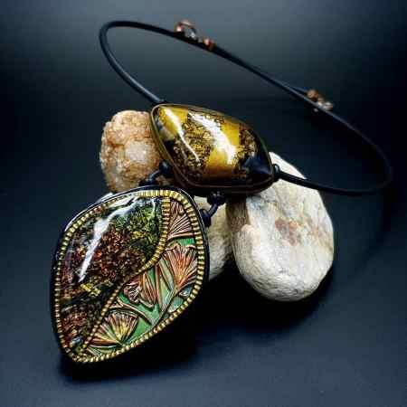 Forest Treasure Pendant