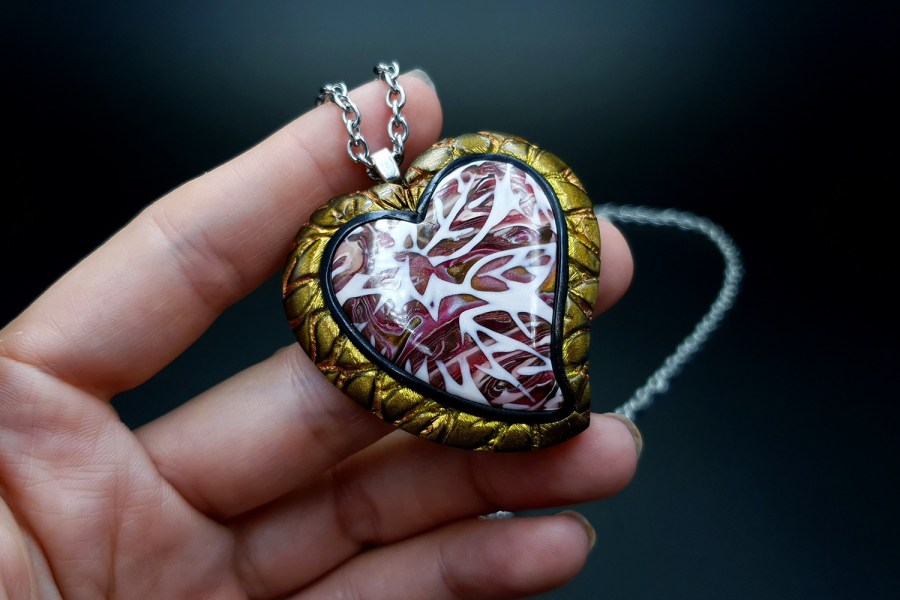 Product Heart Memories Pendant 06